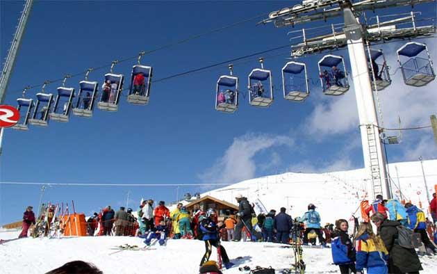 SkiManijaci skijanje