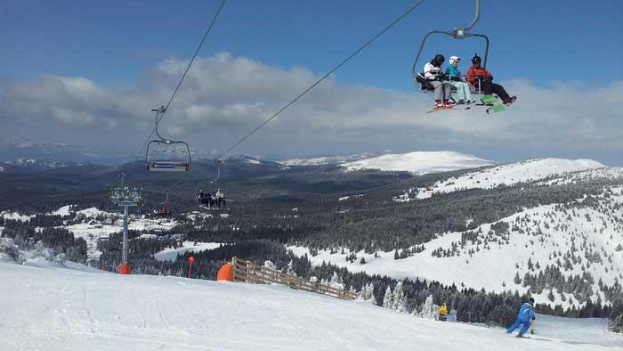 Jednodnevno skijanje na Kopaoniku