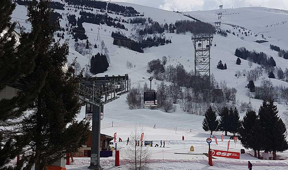 L2A Skijanje