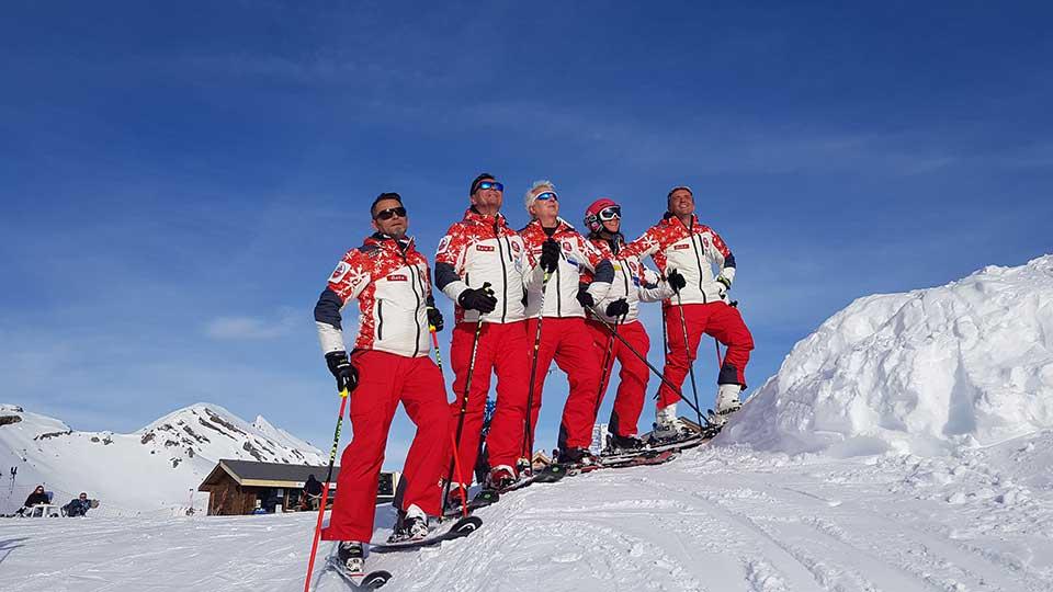 Porodicno skijanje Orcieres